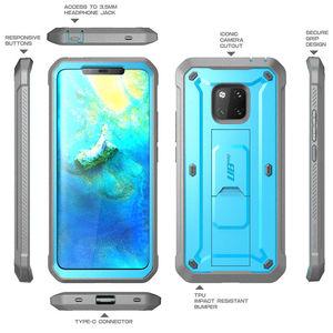 Image 3 - SUPCASE pour Huawei Mate 20 Pro Case UB Pro robuste boîtier de protection robuste complet avec protecteur décran intégré et béquille