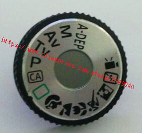 Camera Repair Replacement Parts For Canon Rebel T1i Kiss X3 500D top cover mode dial