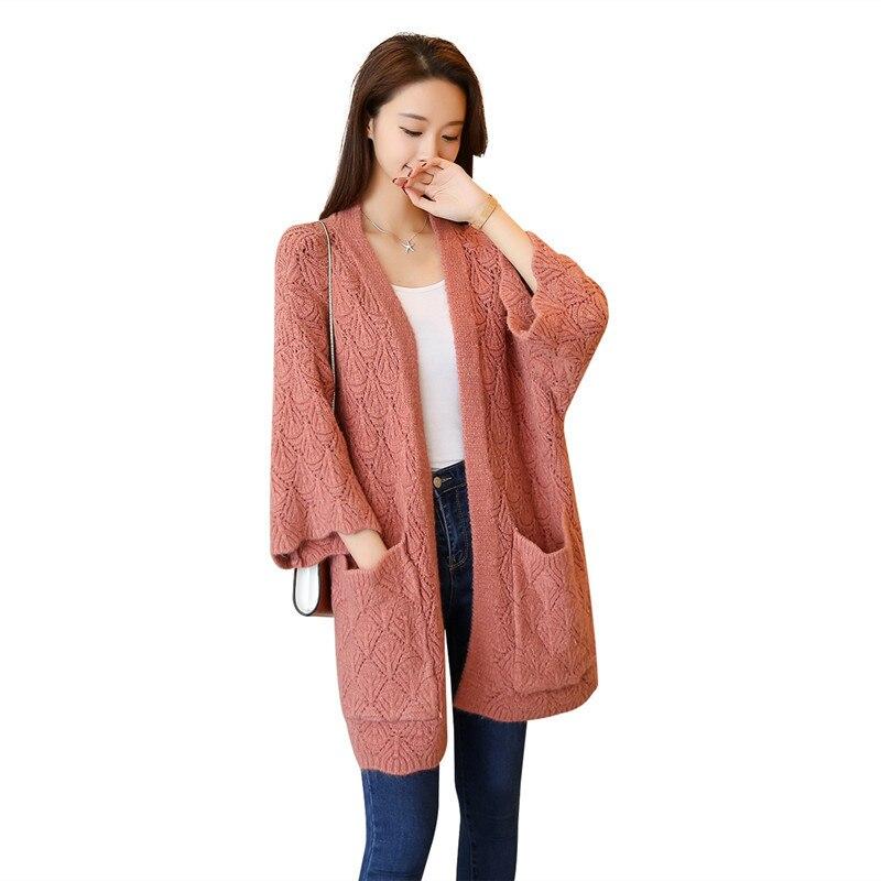 Fashionsweater Chart Hiver De Manteau see See Yuancardigan 5288 Chandail Cardigan New Femmes femmes Chart Coréenne 65 fS4qCq