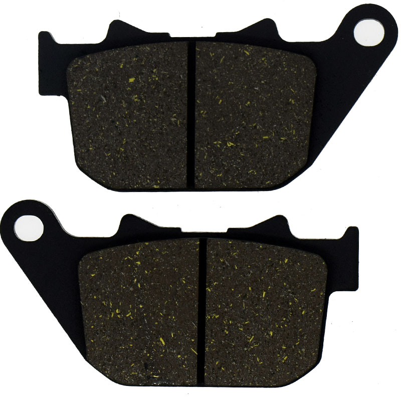 Motorcycle Brake Pads For HARLEY DAVIDSON XL 1200 V Seventy Two XL 1200 X Sportster - Forty - Eight XR 1200 X P49 motorcycle front and rear brake pads for harley davidson xl 1200 r xl1200r sportster roadster 2004 2008 black brake disc pad