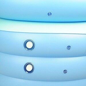 Image 1 - 8% למבוגרים ספא אמבטיה boby שחייה בריכה + חשמלי pumper תרמית PVC אמבטיה אנטי פיצוח עם מזיק טבעי rubb