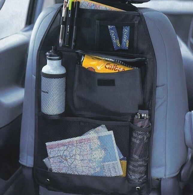 Car multi Pocket Storage Organizer Arrangement Bag of Back seat of chair