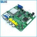 Аркада RGB CGA EGA YUV к VGA HD Видео Converter Совет 1 VGA Один Выход для CRT LCD PDP монитор