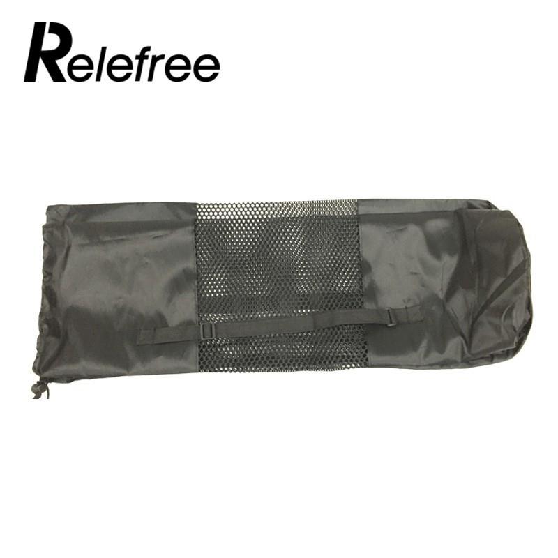 Convenience Rucksack Sportmatte wasserdichte Rucksack Tasche Nylon Pilates Mesh