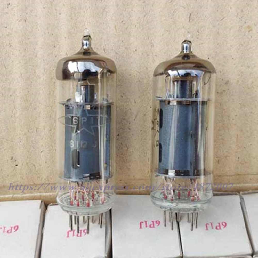 新オリジナルボックス曙光上海 6P1 電子管クラス J 置換 6n1n 6AQ5 電子管