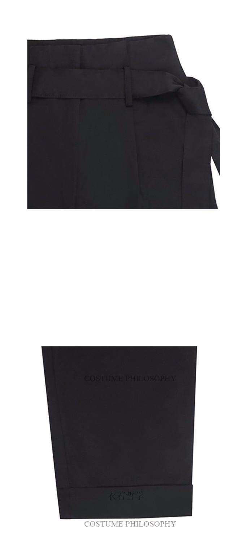 Hommes Curling Nouveaux Pantalon Lâche De Costumes Cheville Plus Taille Spectacle Vêtements Longueur Noir La Casual Défilé Chanteur 2018 8qwd1q5