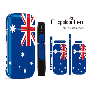 High Quality Protective IQOS Sticker For IQOS 2.4 Plus Skin Cover Sleeve Sticker Japan Korea Hot Sale IQOS Decal Sticker чехол для iqos 2.4 plus