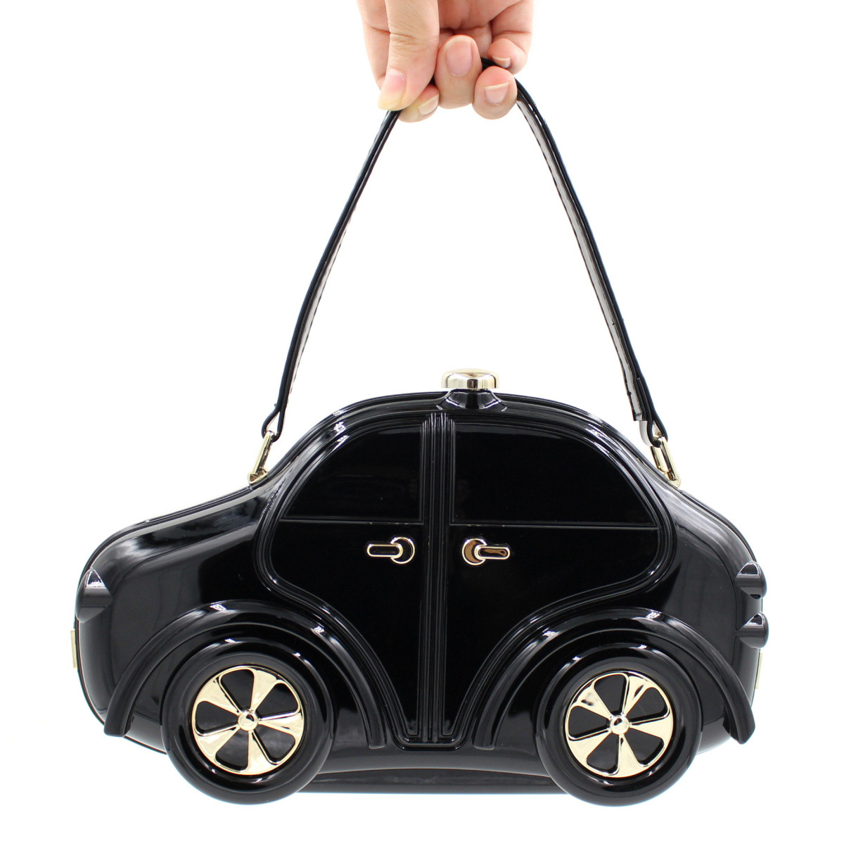 Car Shaped Acrylic Clutch Bag Evening Chain Shoulder Messenger Purses And Handbags Small Party Wedding In Bags From Luggage