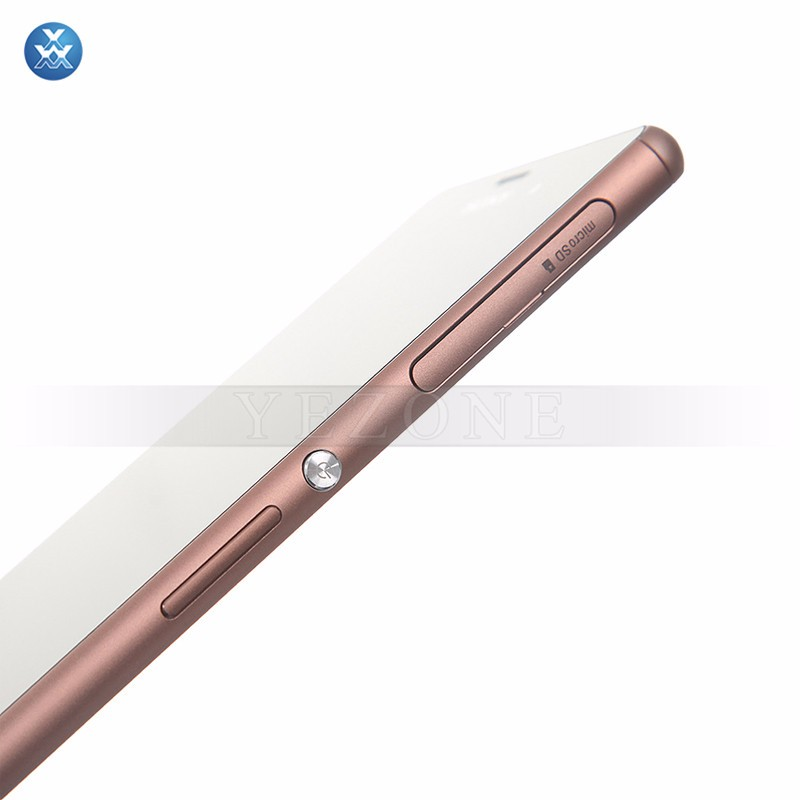 Sony Xperia Z3 LCD & Digitizer Assembly with Frame - Copper (5)