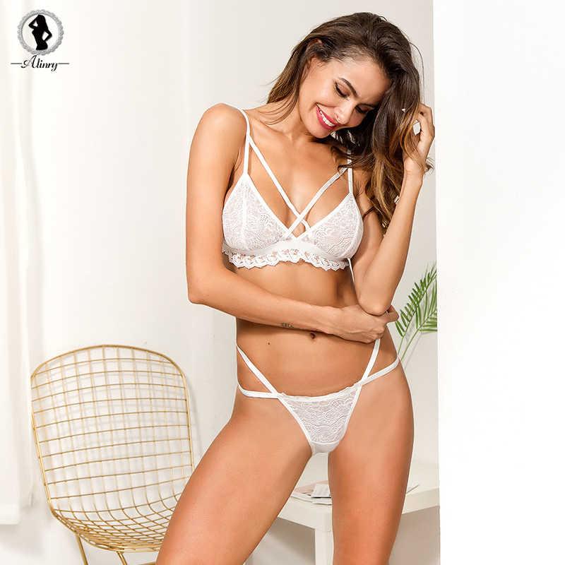 9386fd27fd Detail Feedback Questions about ALINIRY lace sexy bra set women push ...