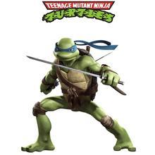 Teenage Mutant Ninja Turtles for kids room wall decal decorative adesivo de parede removable pvc wall stickers cute teenage mutant ninja turtles style kids analog quartz wrist watch cartoon 3d watch