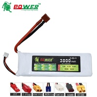 LION POWER 3S 11.1v 3800mah Lipo Battery 35c For Helicopter Four axis RC Car Boat power T/XT60/JST Plug 3s lipo battary 11.1 v