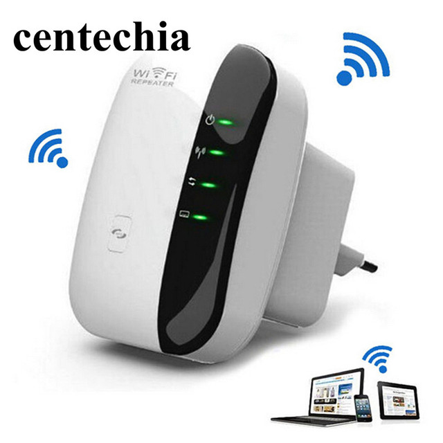 Centechia 2017 New Wireless Wifi Repeater WiFi Routers 300Mbps Range Expander Signal Booster Extender WIFI Ap Wps Encryption Hot