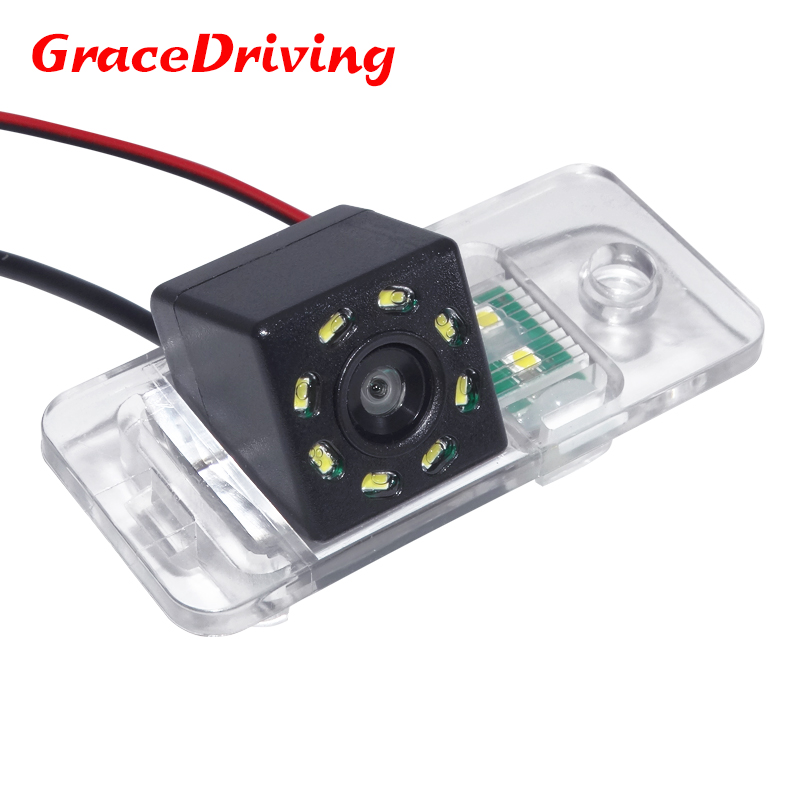 Free Shipping Special Car Rear Camera Reverse back up camera For Audi A3 A4 A6 A8 Q5 Q7 A6L Reverse camera promotion