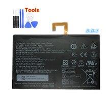 7000mAh L14D2P31 For Lenovo Tab 2 A7600-F A10-70F Tab2 A10-70 A10-70L Battery + Free Tools