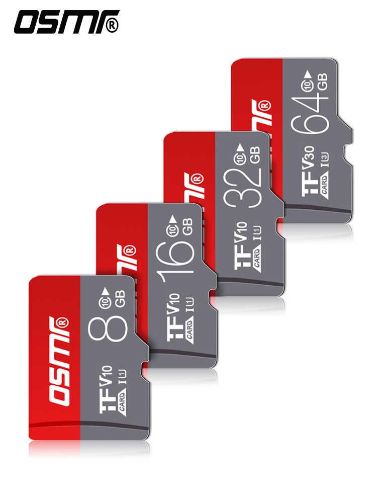 Micro sd HC スマートフォンドローン 128 ギガバイト micro sd カード 64 ギガバイト tf メモリカード 32 ギガバイトミニカード mp 3/4 u3 sd カード Memori フラッシュ