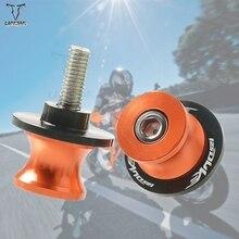 CNC Stand Screws Motorcycle Swingarm Sliders Spools Frame Slider 10M for KTM 125 Duke 2012 2013 2014 2015