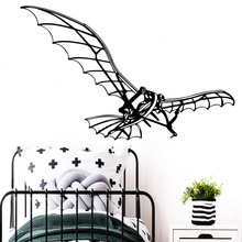 Creative plane Wall Sticker Pvc Removable Decor Living Room Bedroom Art Decal