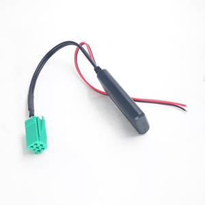 Biurlink Car Factory Stereo Bluetooth Module Audio Input Mini ISO 6Pin for Renault Stereo Updatelist(China)