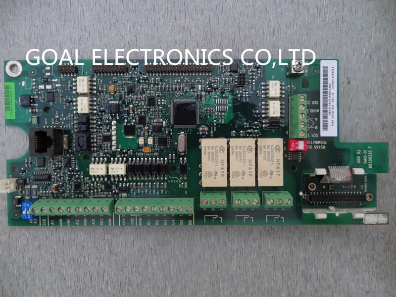Original teardown ACS550 series inverter 15/22/30/37/45KW main CPU board IO control board SMIO-01C