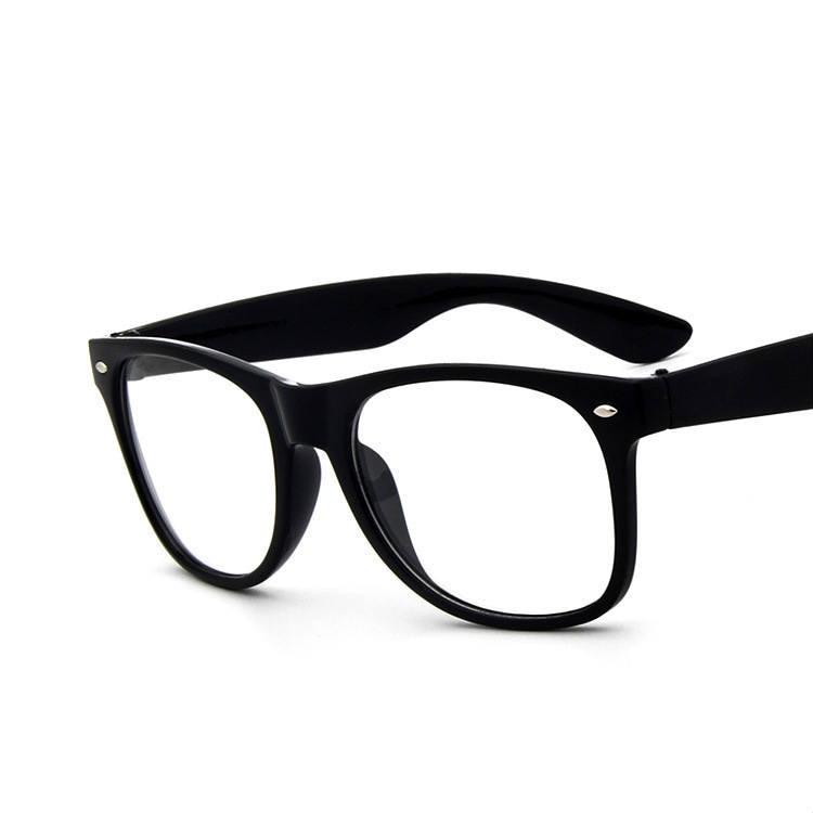 22019 Neue Vintage Brillen Frauen/männer Retro Brillen Rahmen Für Weibliche/männliche Transparent Gefälschte Brille Klare Gläser Rahmen