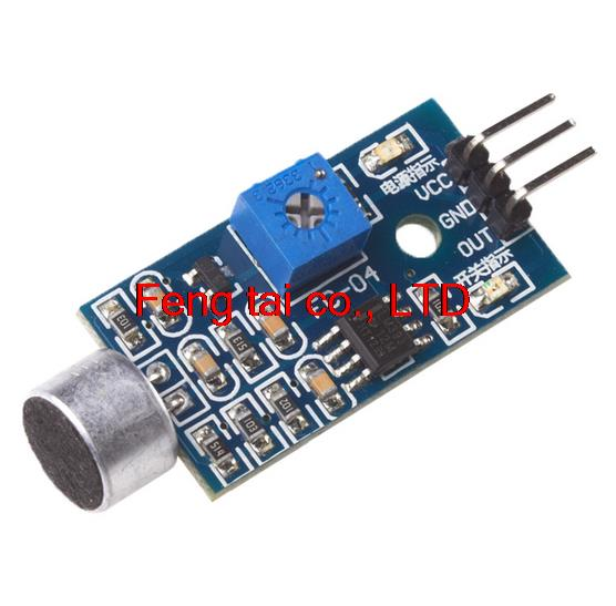 Sound sensor module testing module microphones