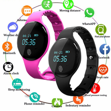 цена Bluetooth Smart Watch for IOS Android Children Men Women Sport Intelligent Pedometer Fitness Bracelet Watches Fitness Tracker онлайн в 2017 году