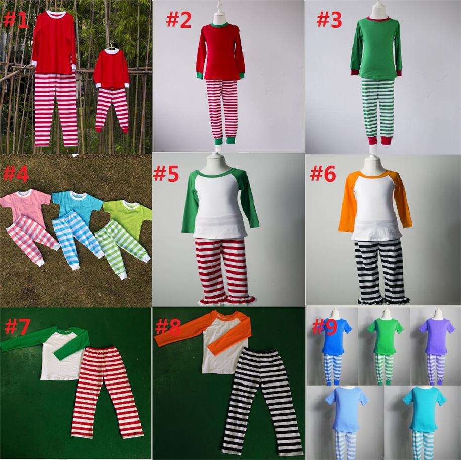 Wholesale family pajamas knit cotton fabric striped for Cotton fabric for children s clothes