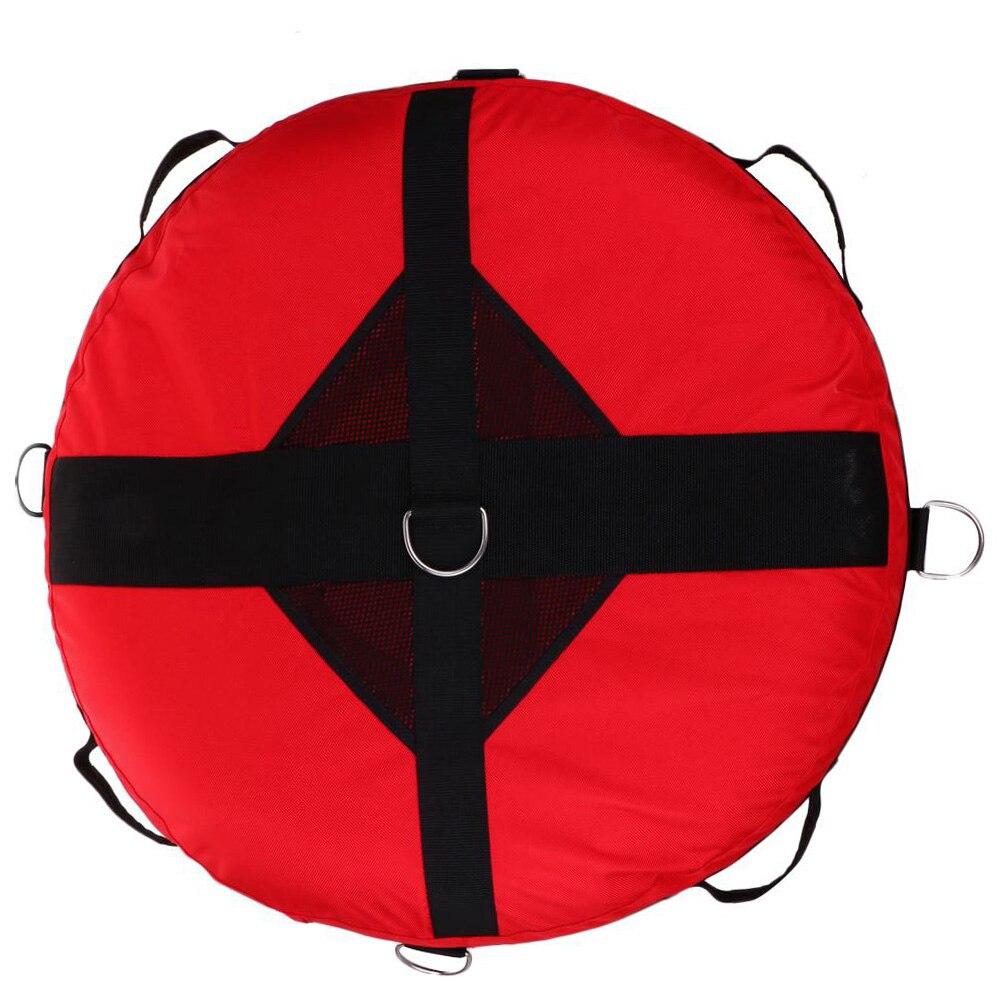 Buoy de entrenamiento de buceo libre Buoy Diver Down bandera flotador marcador de seguridad Buoyancy Signal Float Diving Gear accessroy - 4