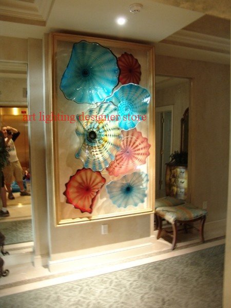 Christmas Party Modern Handicraft Chihuly Art Crafts ...