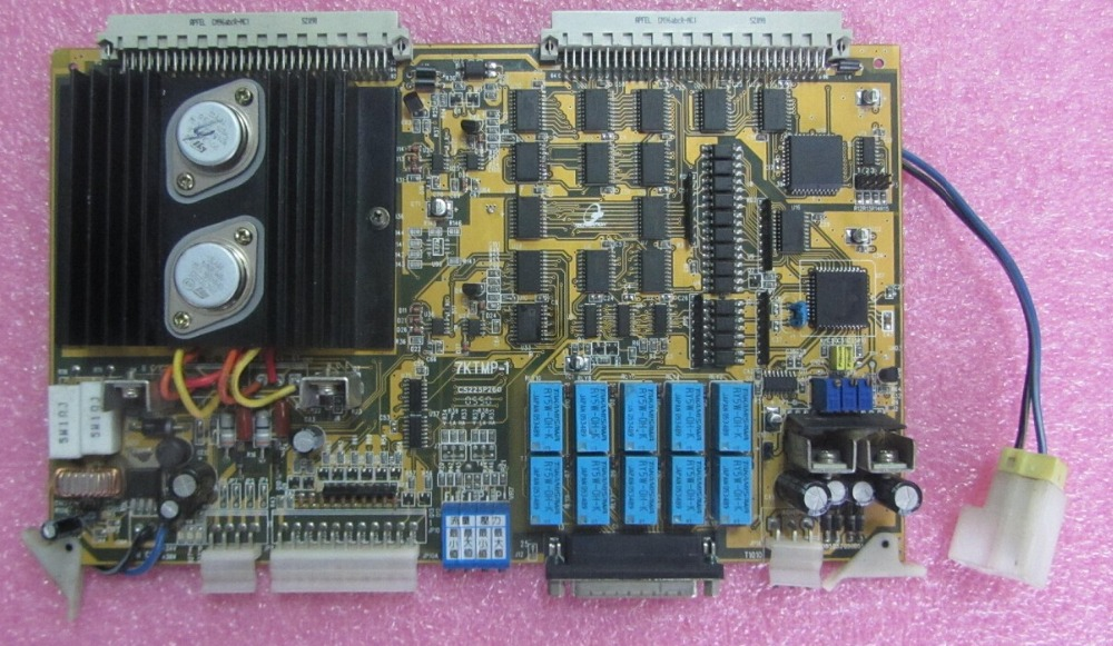 Techmation 7KTMP-1  Motherboard  For Industrial Use New And Original  100% Tested Ok