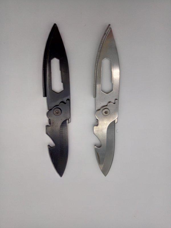 Tasku nuga võti roostevabast terasest mini multi Funktsionaalne - Käsitööriistad - Foto 1