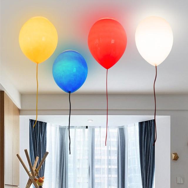 Kinderzimmer lampe ballon deckenleuchten schlafzimmer studie lampe ...