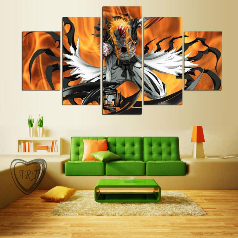 Online Get Cheap Bleach Mur Art Aliexpress Com Alibaba Group