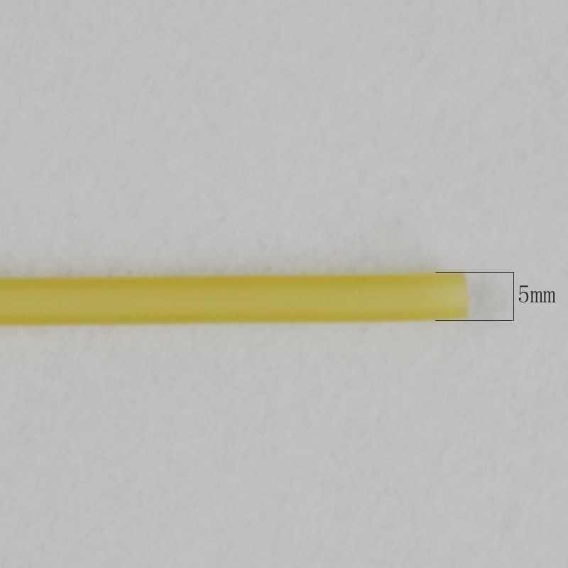 Natural látex slingshots tubo de borracha 0.5/1/2/3/4/5 m para a caça ao ar livre tiro tubulação banda tactical catapulta arco acessórios