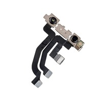 High Quality Front Camera With Ambient Light Sensor Assembly For iPhone X Flex cable Replacement Parts