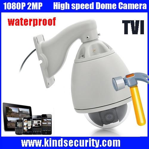 1080P dahua HDTVI Camera Outdoor 36X Zoom 2MP dahua TVI CCTV High Speed Dome Camera