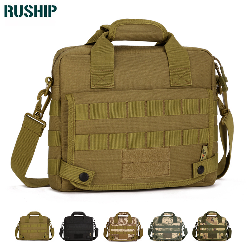 Large Men Military Messenger Bag Laptop Tactics Shoulder Walking Ultra Light Hunting Range Solr Carrier Molle System In Climbing Bags From Sports