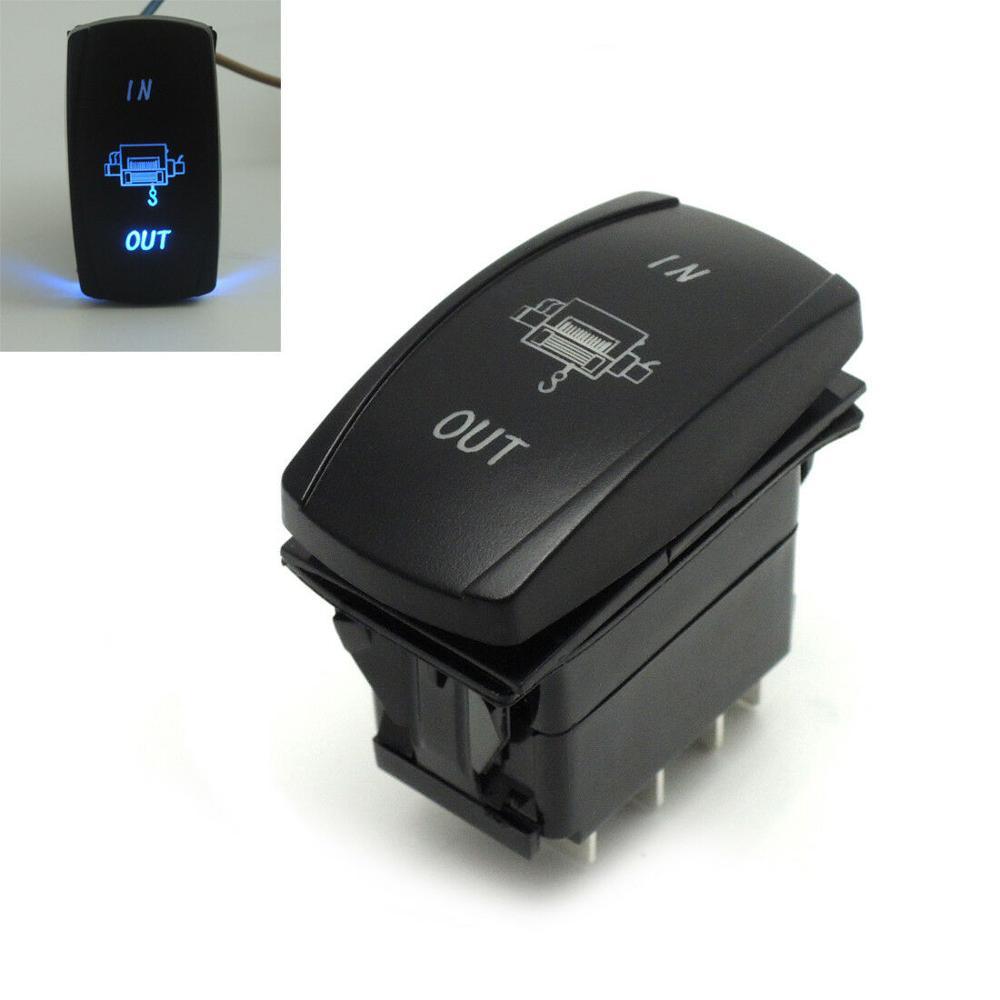 Toggle Rocker Switch Rear Light For 15 Polaris RZR XP 1000 900 Ranger John Deere