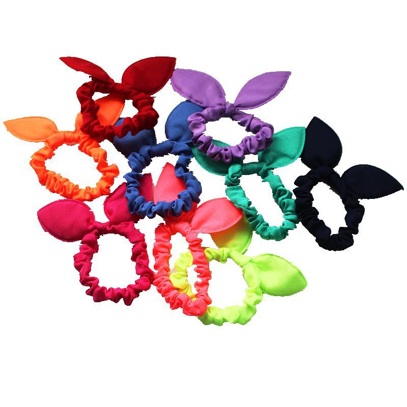 1PCS Rabbit Ears Hair Accessories For Women Headband,Elastic Bands For Hair For Girls,Hair Band Hair Ornaments For Kids