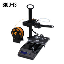 GRANDE TAMANHO 410mm * 440mm * 560mm!!! alta qualidade 3D impressora de BIQU-I3 para Prusa I3 Impressora 3D impressora De Alta Resolução