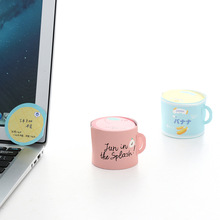 400sheets/pc Kawaii Cute Coffee Cup Shape Memo Pad Diy Sticky Notes Sticky For Planner School Office Supplies Stationery
