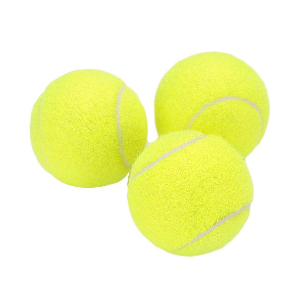 Mesuca Sport Super-k Trainning Tennis Ball With Bag 2pcs Training Tennis Ball Jr40 Pens, Pencils & Writing Supplies