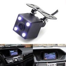 Greenyi Интеллектуальный автомобиль HD CCD заднего вида Камера с реверсивным авто-сменные парковки линия ночного видения Водонепроницаемый
