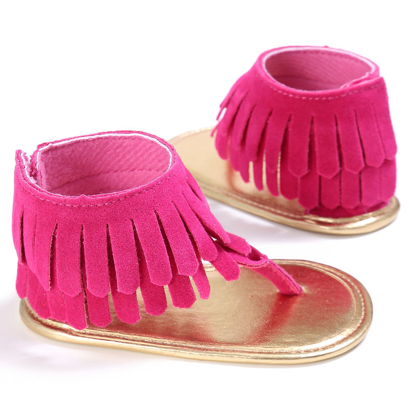 Newborn-Baby-Boy-Girl-Summer-Sandal-Tassel-Shoes-Clogs-Soft-Sole-Prewalker-Baby-Girls-0-18M-4