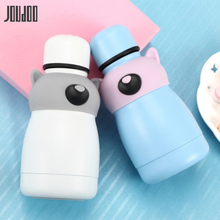 JOUDOO 160ml Cute Portable Stainless Steel Cup Vacuum Bottle Heat Cold Insulation Coffee Outdoor Travel Mug Thermos 35