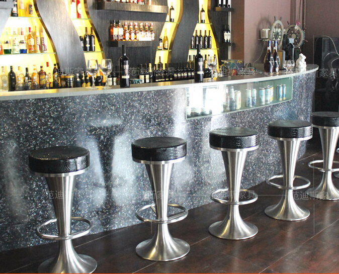 Engineering. The bar chair. The high chairs KTV bar stools. цены