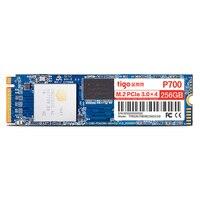 Tigo 256 ГБ M.2 SSD NVMe 1,3 PCI e 3,0x4 Internal Solid State Drive M2 2280 3D NAND настольных портативных ПК P700