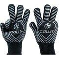Может выдержать Нагрев до 932F Экстремальные термостойкие перчатки, БАРБЕКЮ перчатки, рабочие перчатки