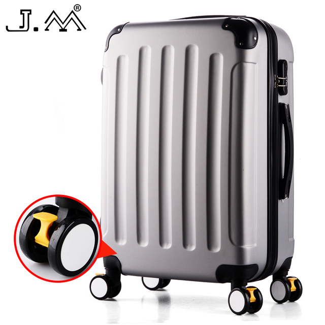 Aliexpress.com : Buy J.M Carry on Luggage Valise Cabine Rolling ...